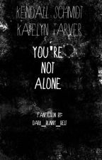 You're not alone || B.T.R by Dark_Bunny_Belt