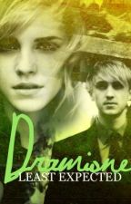 DRAMIONE: Least Expected by marshmallowgotswag