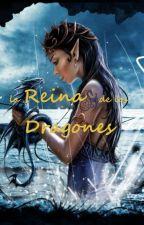 La Reina de los Dragones  by Ammi_op