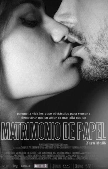 Matrimonio de papel (Zayn Malik) Terminada