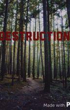 Destruction (Malachai Parker) by AGNight