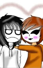 Jeff the Killer x Masky by ScaryNoodles123