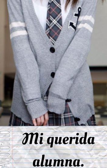 Mi querida alumna [2]
