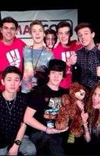 The Bagel and Potato Business (Magcon Fanfiction) by camxnashxmatt7