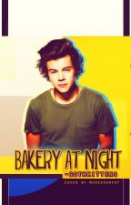 Bakery At Night // h.s by -gothkittens
