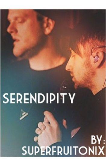 Serendipity (A Scömìche fanfic)