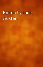 Emma by Jane Austen by gutenberg