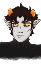 Are we friends or more?(Karkat x Reader) by nepetathehella