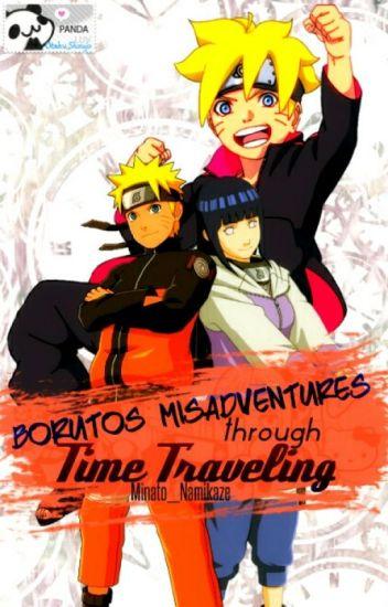 Boruto's Misadventures Through Time Traveling!