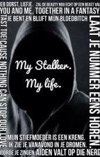 My stalker. My life. by SidneyvanOijen