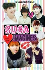 BTS Suga Imagines by minseokkiie