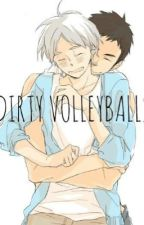 Dirty Volleyballs by Minathalie
