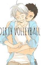 Dirty Volleyballs by Minathalie
