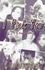 I pick you (A Fly Away Hero Fanfic) by yuukoxpixie