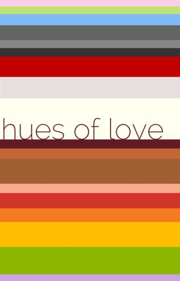 Hues of Love by Kailani