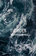 Thunder || C + A ☆ by twentyonecastiels