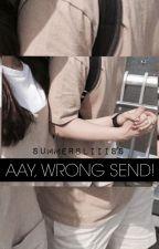 Aaay, Wrong Send! [One Shot] by SummerBliiiss