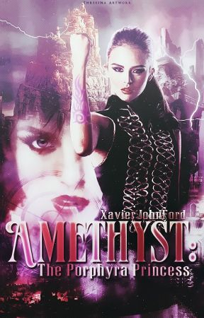 Amethyst: The Porphyra Princess by XavierJohnFord