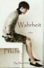 Wahrheit oder Pflicht (Oh Sehun OS) by Skai0406