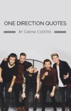 One Direction Zitate by Horanlight93