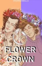 flower crown // larry stylinson by studyrainballs