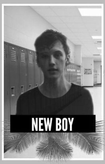 New Boy - Troyler AU