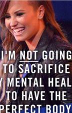 Demi lovato is my role model and my idol by boobearfan20