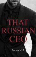 That Russian CEO by NoraVD