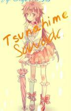 Tsunahime Sawada by SkyLord_101