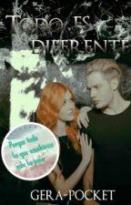 Todo Es Diferente | Cazadores De Sombras [En Edición]  by Gera-Pocket