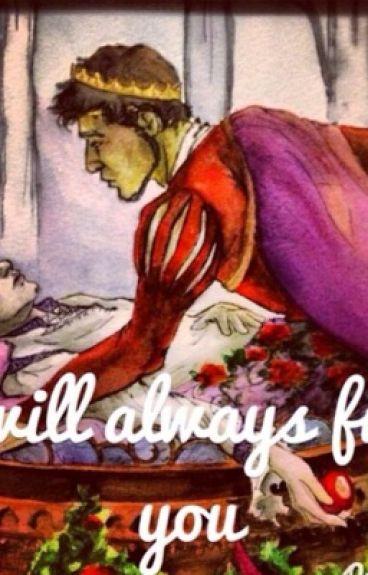 I'll always find you( Snow White boyxboy)