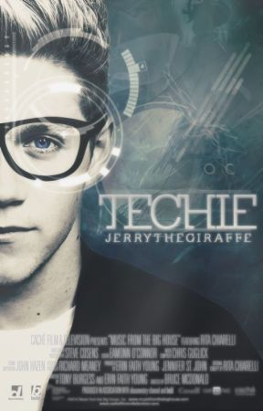 Techie (Niall Horan AU) by JerrytheGiraffe