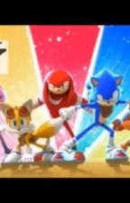 Sonic boom fanfiction: an earthly curse of love. Sonic x oc(reader) x knuckles(ish) by ShiratheLionhog