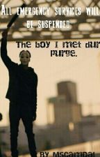 The boy I met during purge by MsCamDal
