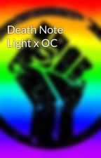 Death Note Light x OC by AmayaKunai