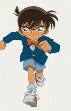 Fallen into the detective conan world by yuki_sendou