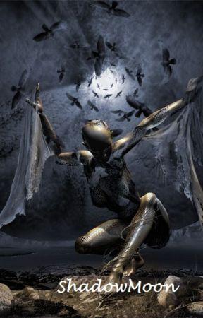 Shadow Moon (Urban Fantasy) BWWM by Literary_Spirit