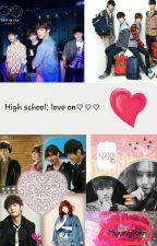 Старшая школа: Пора влюбиться by MyungRim