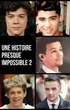 Une histoire presque impossible Tome 2 (Harry Styles) by -Infinity-1