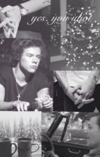 Yes, You Idiot (Larry Christmas Oneshot) by stylikbr