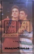 Anonymous Valentine(Skammy) by HaaronxShaylor