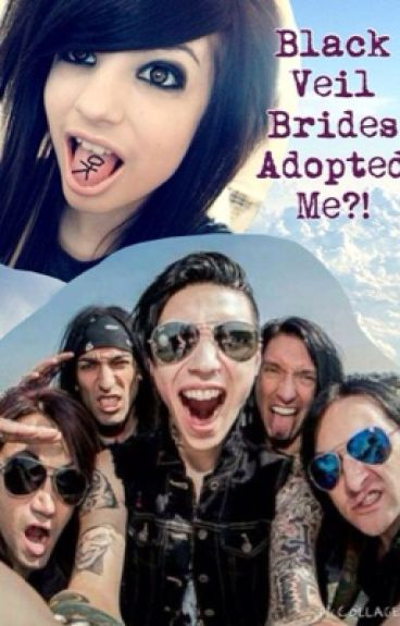 Adopted By Black Veil Brides?!