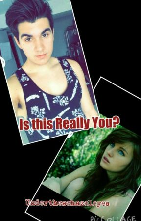 Is this Really You? // Christian Delgrosso fanfic by underthesehazeleyes