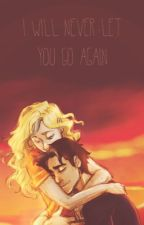 Percy and Annabeth's story by MistyPotter