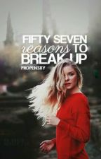 57 Reasons to Break Up | Aaron Ramsey by propensity