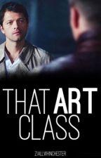 That Art Class||Ziall|| by NoctisLucisCaeIum