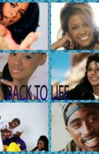 Back To Life by july19symone