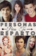 Personas Para Tu Reparto by dcogollo20
