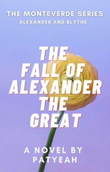 The Fall of Alexander the Great (Monteverde Series 3)