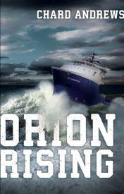 Orion Rising by chardandrews